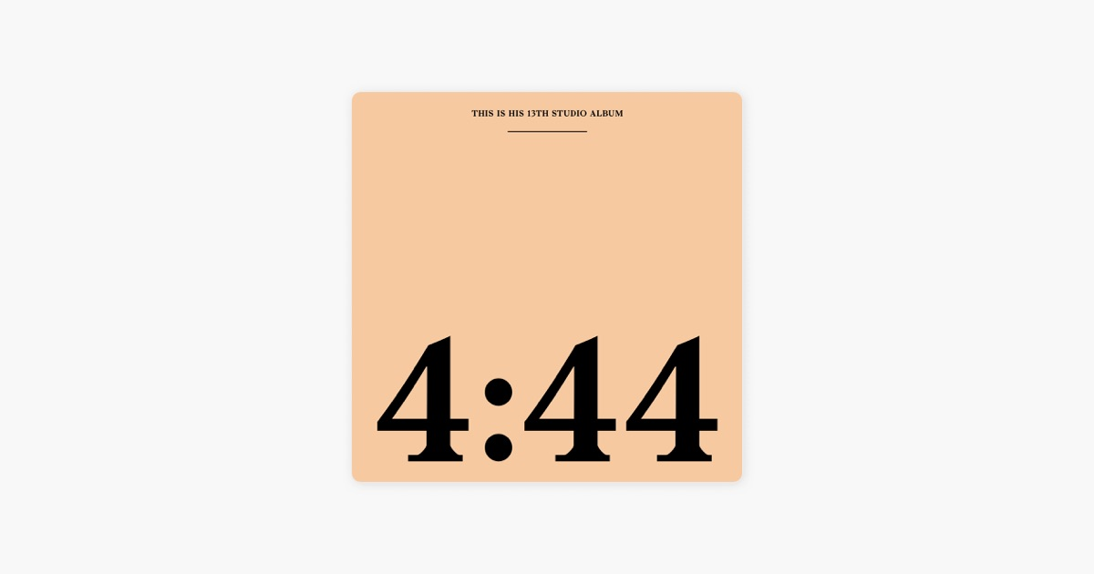 444 by jay z on apple music 444 by jay z on apple music malvernweather Image collections