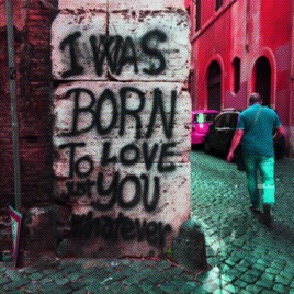I Was Born to Love Just You    Whatever - EP by The Psychic Corridors