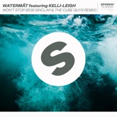 Won't Stop (feat. Kelli-Leigh) [Bob Sinclar & the Cube Guys Remix] - Single