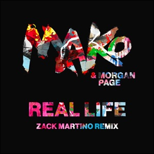 Mako & Morgan Page - Real Life