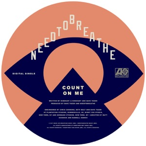 COUNT ON ME - Single Mp3 Download