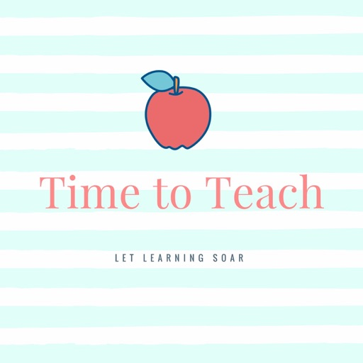 Cover image of Time to Teach