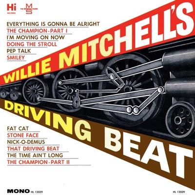 Willie Mitchell's Driving Beat - Willie Mitchell