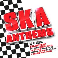 Various Artists - Ska Anthems artwork