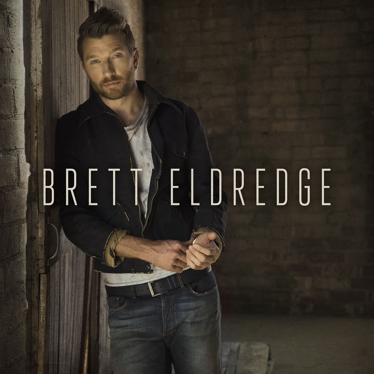 Brett Eldredge Brett Eldredge CD cover
