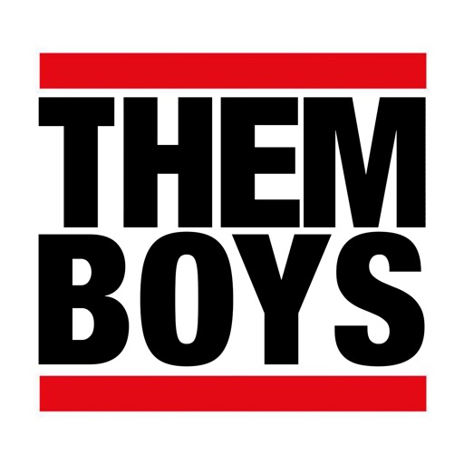 Cover image of Them Boys