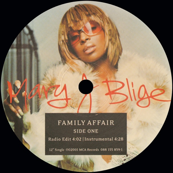 Family Affair (Remixes) - EP