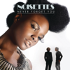 Noisettes - Never Forget You artwork