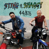 Sting & Shaggy - Just One Lifetime illustration