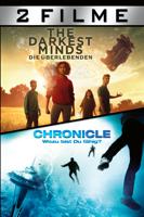 20th Century Fox Film - The Darkest Minds – Die Überlebenden / Chronicle – Wozu bist du fähig? artwork