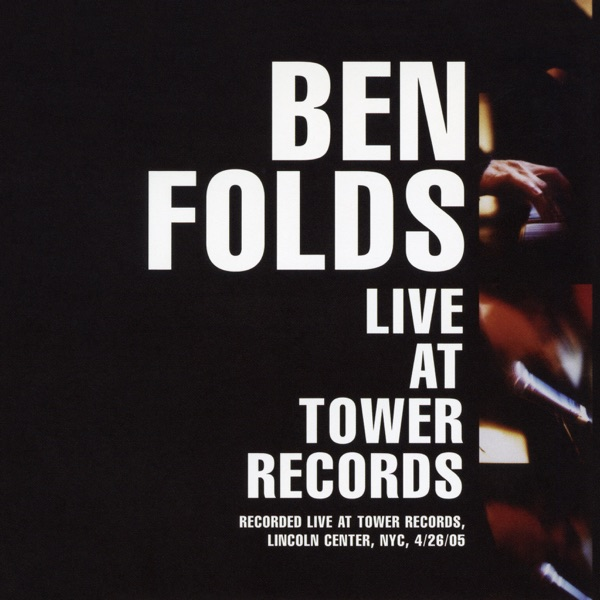Live at Tower Records - Single