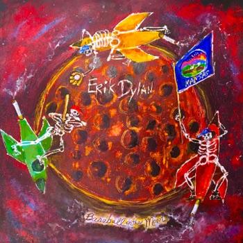 Erik Dylan - Baseball on the Moon feat Luke Combs Song Lyrics