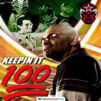 Podcast cover art for Keepin It 100 with Konnan
