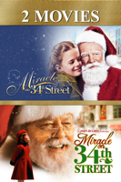 20th Century Fox Film - Miracle on 34th Street 2-Movie Collection artwork