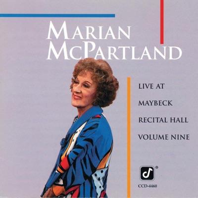 Live At Maybeck Recital Hall, Vol. 9 - Marian McPartland