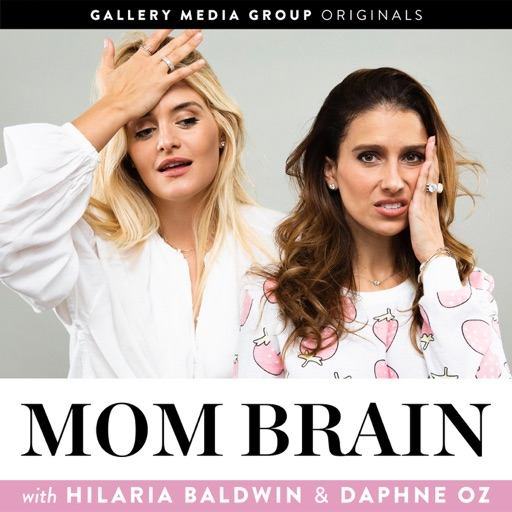 Cover image of Mom Brain