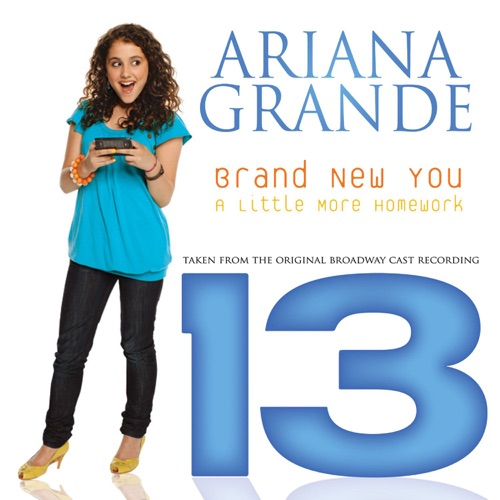 Ariana Grande - Brand New You (From