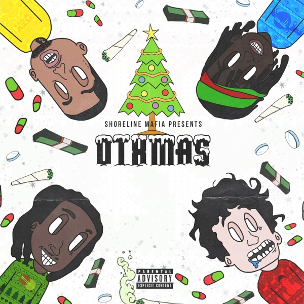 OTXmas Shoreline Mafia album cover