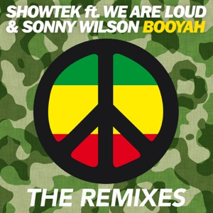 Booyah (feat. We Are Loud & Sonny Wilson) - EP