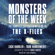 Zack Handlen, Todd VanDerWerff & Chris Carter - foreword - Monsters of the Week: The Complete Critical Companion to The X-Files (Unabridged)