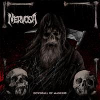 Nervosa - Never Forget, Never Repeat artwork