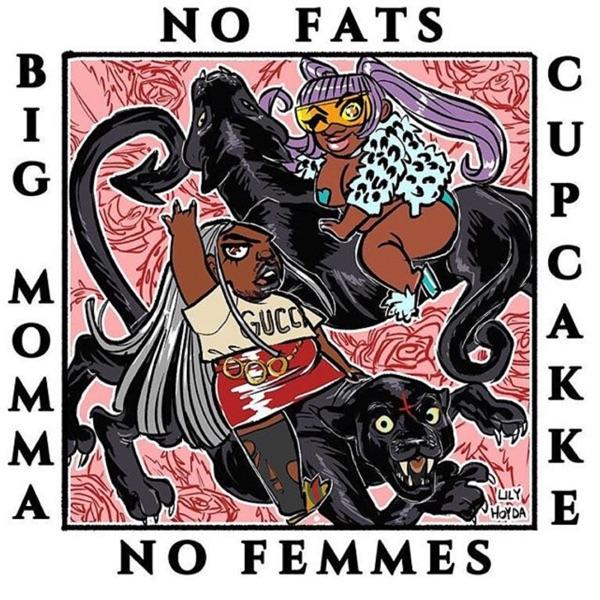 No Fats, No Femmes (feat. CupcakKe) - Single