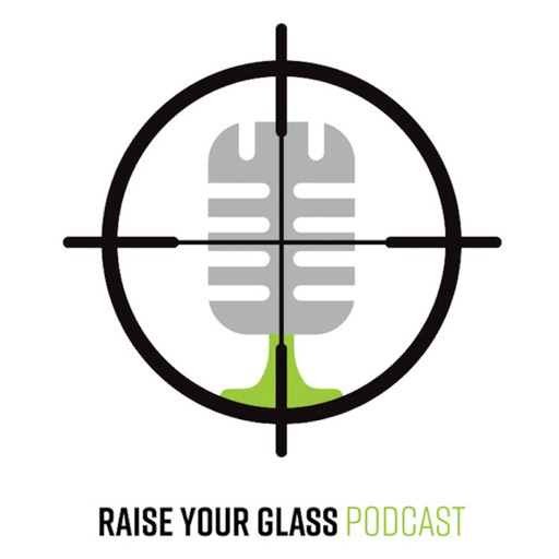 Cover image of Raise Your Glass Podcast