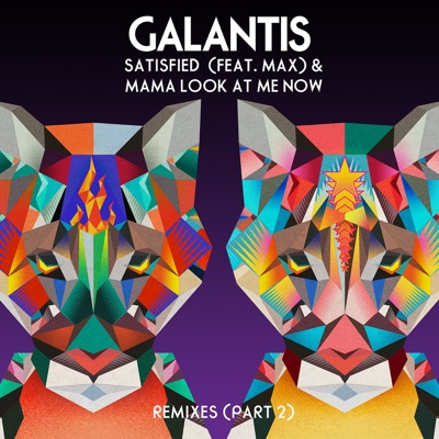 Satisfied (feat. MAX) / Mama Look at Me Now [Remixes, Pt. 2] - EP MP3 Download