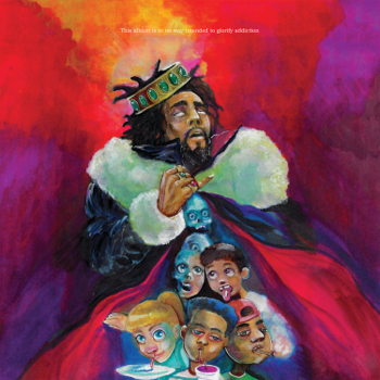 J. Cole KOD music review