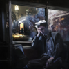 The Paper Kites - On the Train Ride Home kunstwerk