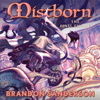 Brandon Sanderson - Mistborn  artwork
