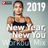 New Year, New You: Workout Mix 2019 (Non-Stop Workout Mix 130 BPM) ジャケット写真