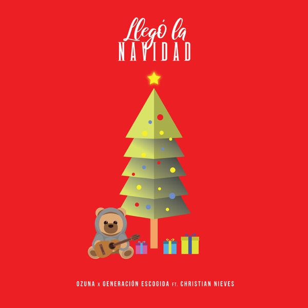 Llegó la Navidad (feat. Christian Nieves) - Single