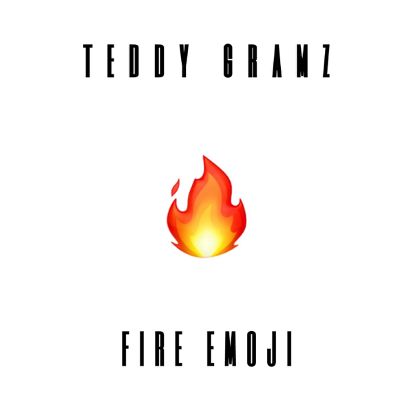 Fire Emoji by Teddy Gramz