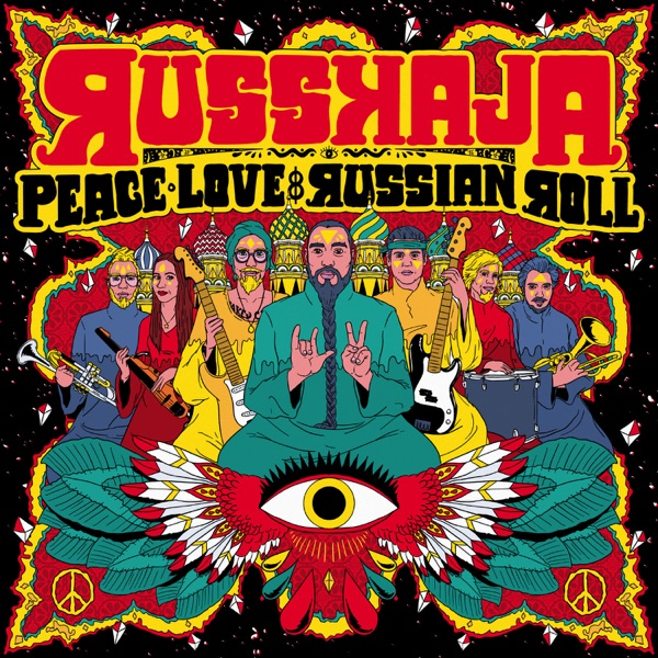Russkaja mit Rock'n Roll Today