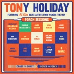 Tony Holiday - Goin' to Court (feat. James Harman & Kid Ramos)