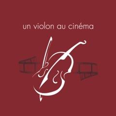 Un violon au cinéma