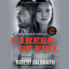 Career of Evil audiobook