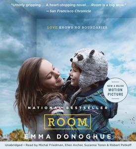 Room - Emma Donoghue audiobook, mp3