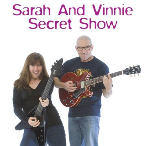 Cover image of Sarah and Vinnie Secret Show