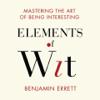 Benjamin Errett - Elements of Wit: Mastering the Art of Being Interesting  artwork
