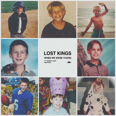 When We Were Young (feat. Norma Jean Martine) - Lost Kings song