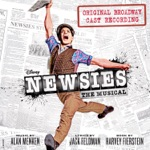 Jeremy Jordan & Newsies Original Broadway Cast - Carrying the Banner