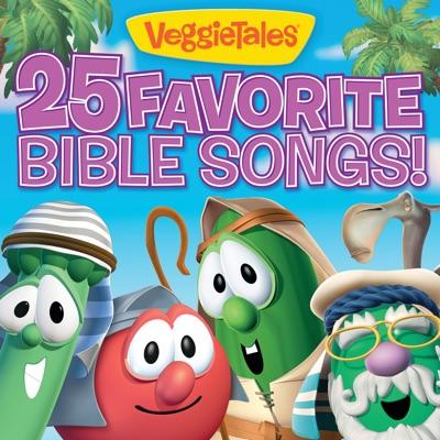 25 Favorite Bible Songs! - Veggie Tales