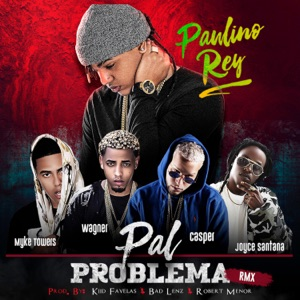 Pal Problema (feat. Myke Towers, Casper Mágico, Joyce Santana & Wagner) [Remix] - Single Mp3 Download