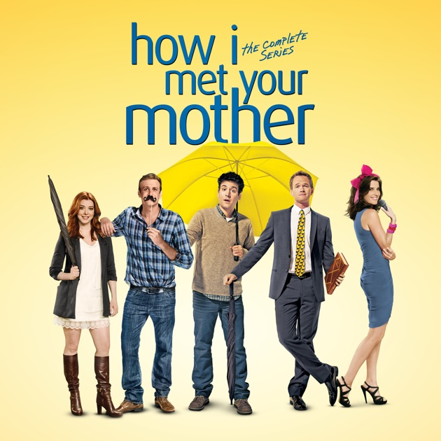 How I Met Your Mother Season 8 Poster