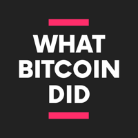 The What Bitcoin Did Podcast: Bitcoin & Crypto Trading | Strategy | Business | Mining podcast