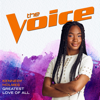 Kennedy Holmes - The Largest Love of All (The Voice Performance) Artwork