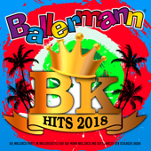 Ballermann BK Hits 2018 (XXL Mallorca Party Im Mallorcastyle Auf Mama Mallorca Und Der DJ Macht Den Schlager Lauda)-Various Artists