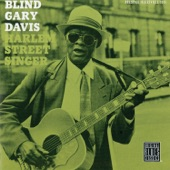 Reverend Gary Davis - Goin' to Sit Down On the Banks of the River